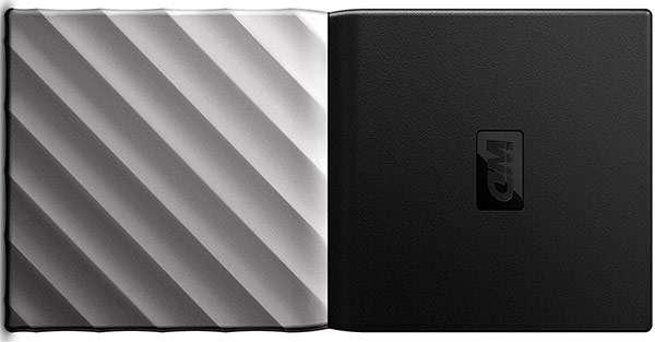 L'unità SSD portatile Western Digital My Passport da 1 TB
