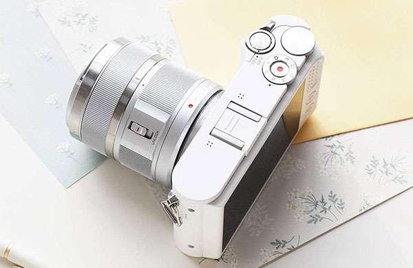 La fotocamera mirrorless YI 4K