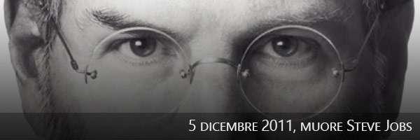 05/12/2011, muore Steve Jobs