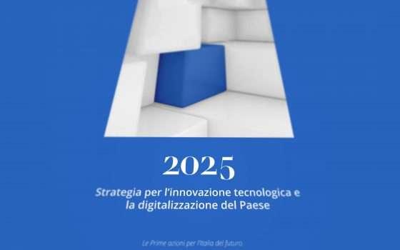 2025: la strategia dell'Italia per l'innovazione