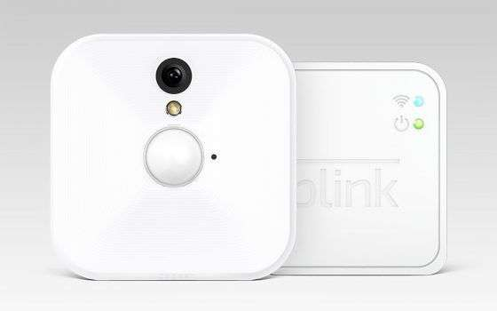 Videocamera Blink per la sorveglianza in offerta