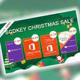 SCDKey per Natale: Windows 10 Pro 11€ e Office 2016 29€