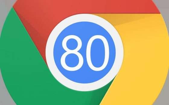 Chrome 80 e l'attributo SameSite per i cookie
