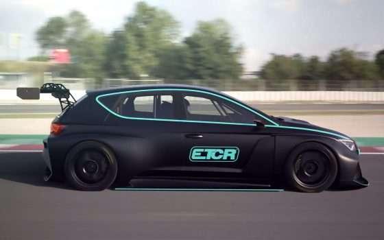 La tecnologia Enel X per il campionato ETCR