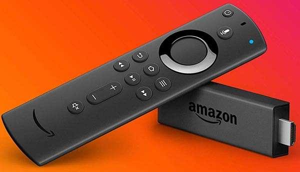 Il dispositivo Fire Stick TV di Amazon
