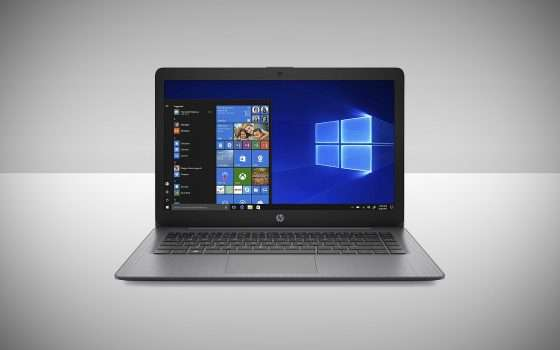 Notebook HP a 200 euro per il Cyber Monday