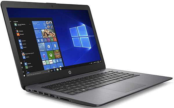 Il notebook HP Stream 14-ds0005nl