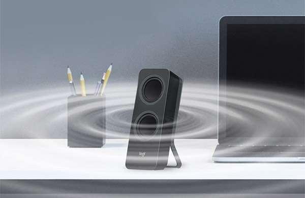 Gli altoparlanti Logitech Z207 per PC con Bluetooth