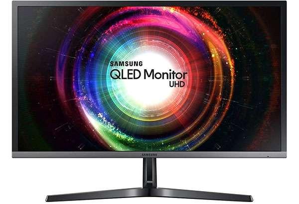 Il monitor Samsung U28H750 per PC
