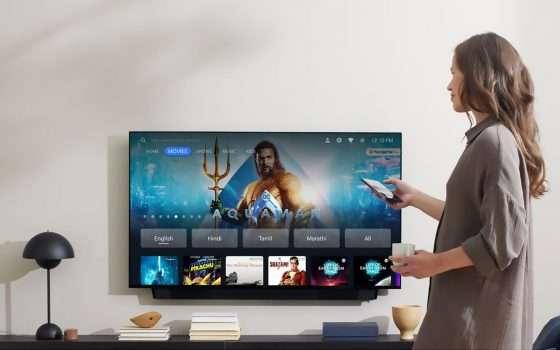 OnePlus TV anche fuori dall'India: è ufficiale