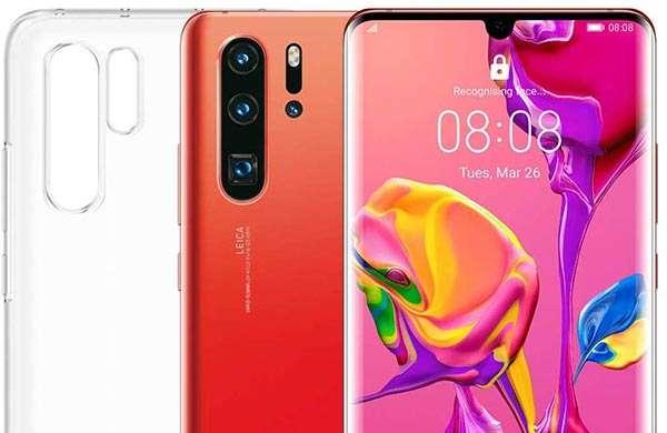 Lo smartphone Huawei P30 Pro