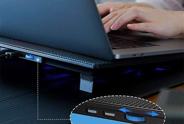 Lamicall, tappetino di raffreddamento per computer portatile