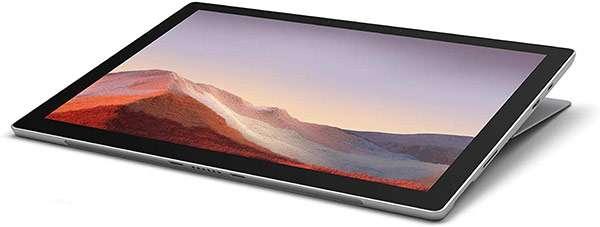 Surface Pro 7, il nuovo convertibile 2-in-1 di Microsoft