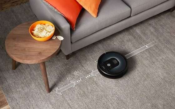iRobot Roomba 960 in offerta per Natale su Amazon