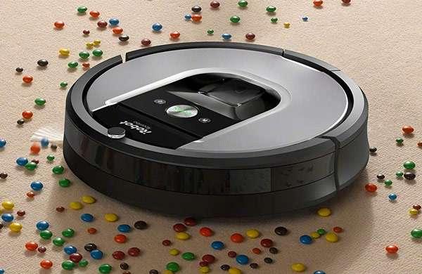 iRobot Roomba 960 per la pulizia della casa