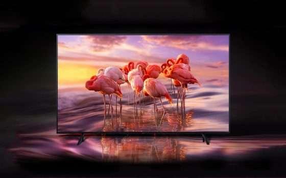 eBay, last minute di Natale: TV Samsung in offerta