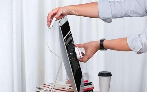 SpyderX Pro per calibrare il monitor in offerta