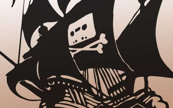The Pirate Bay: dominio rinnovato fino al 2030