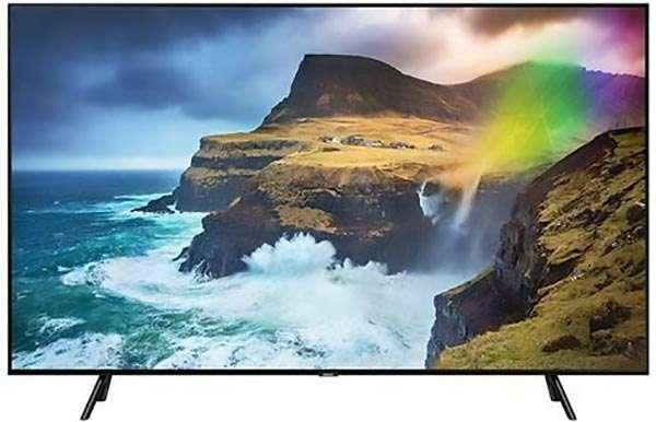 Il televisore Samsung QE49Q70RATXZT