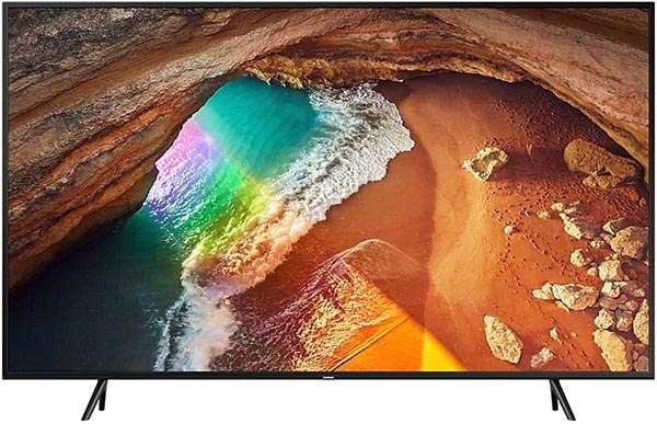 Il televisore Samsung QE75Q60RATXZT