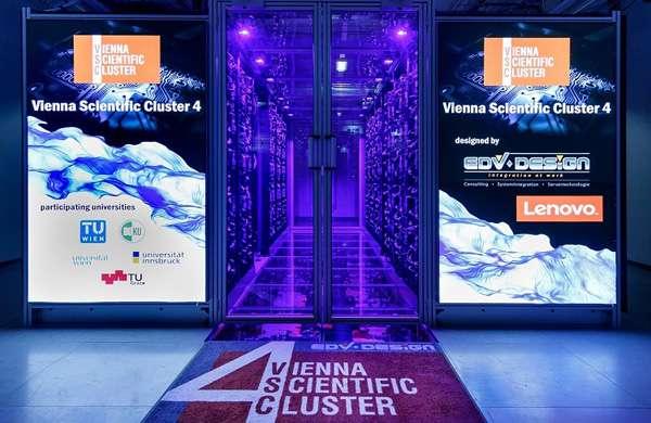 Il supercomputer Vienna Scientific Cluster-4