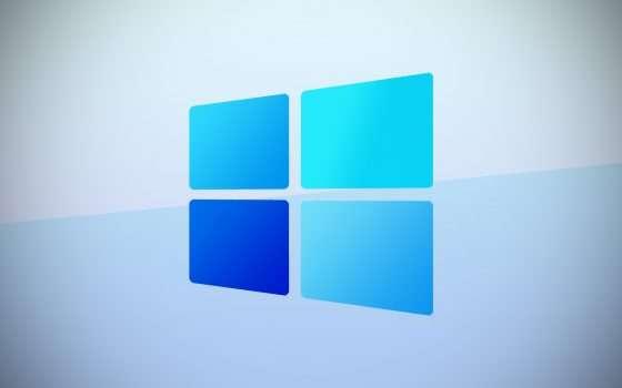 Windows avrà un nuovo logo in stile Fluent Design