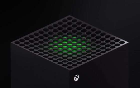 Xbox Series X è la console next-gen di Microsoft