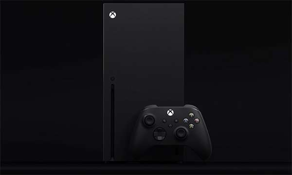 La console next-gen Xbox Series X