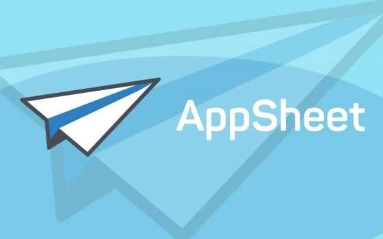 AppSheet è la nuova acquisizione di Google