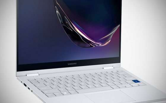 Samsung Galaxy Book Flex Alpha al CES 2020