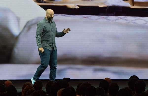 Andrew Bosworth, Vice President della divisione AR/VR di Facebook