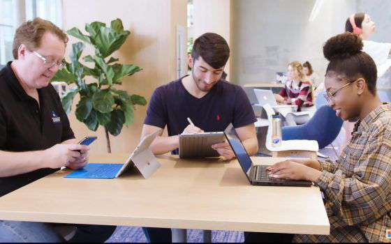 Microsoft e il mondo education al BETT 2020