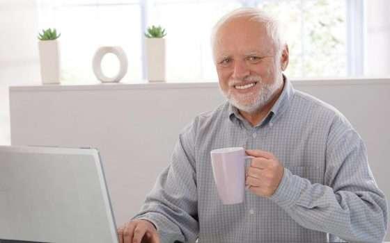 Hide the Pain Harold è il meme del decennio