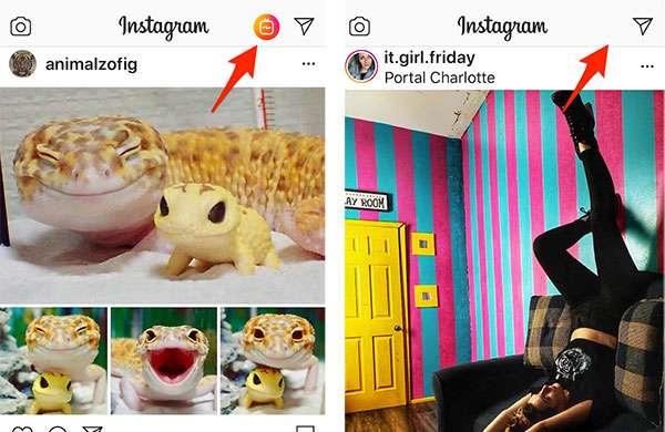 Il pulsante di IGTV scompare dall'applicazione di Instagram
