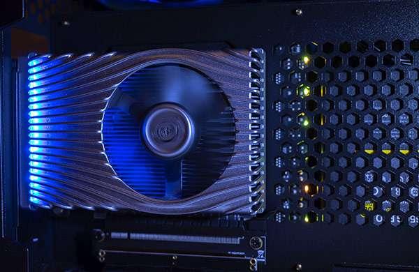 DG1, la scheda video di Intel basata su architettura Xe e presentata al CES 2020