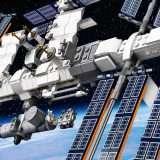 La Stazione Spaziale Internazionale secondo LEGO