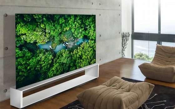 CES 2020: in arrivo il Real 8K dei televisori LG
