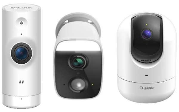 Le nuove videocamere della gamma mydlink per la sorveglianza della casa
