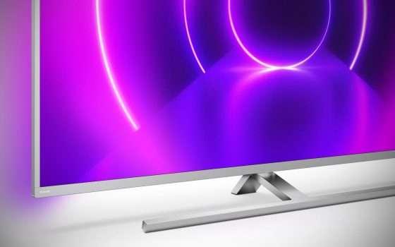 Philips con B&W per nuove TV LED e OLED