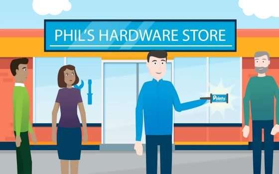 Google compra Pointy per portare online i negozi