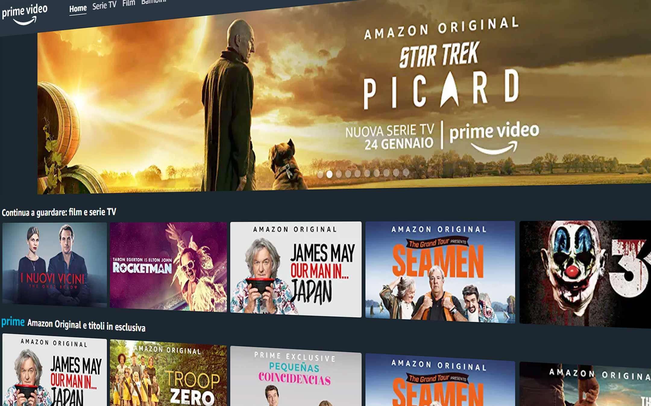 Amazon pone fin al soporte de Prime Video en Wii U