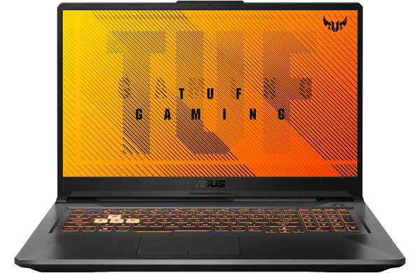 ASUS TUF, notebook per il gaming