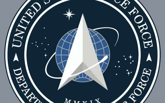US Space Force: se il logo ricorda Star Trek