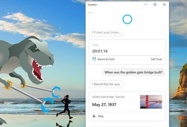 Cortana e Windows 10