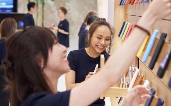Coronavirus: Apple riapre alcuni Store di Pechino