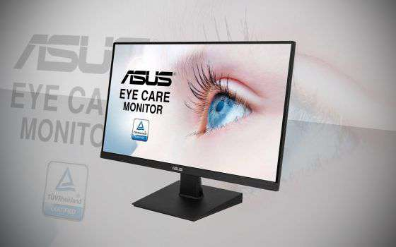 Monitor ASUS FHD da 27 pollici in offerta su eBay