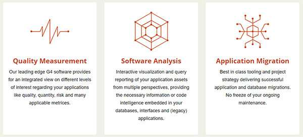 Le soluzioni offerte da Cornerstone Technologies