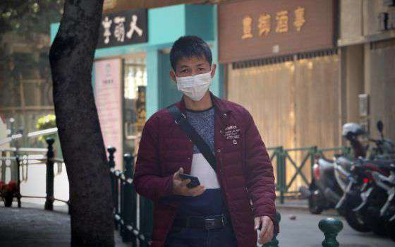 Coronavirus: in Cina l'app per fermare il contagio