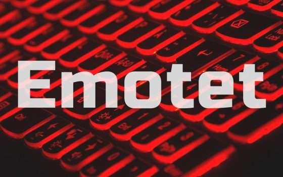 Malware, riecco Emotet: nuova ondata di attacchi