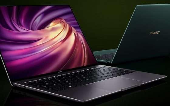 Il nuovo Huawei MateBook X Pro 2020 è ufficiale
